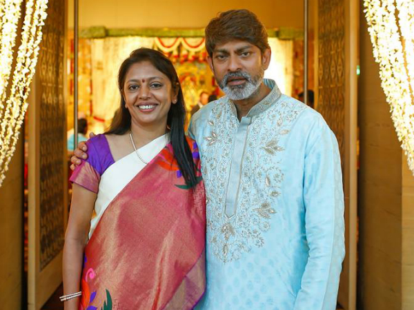 Jagapathi Babu Daughter Marriage Jagapathi Babu Daughter