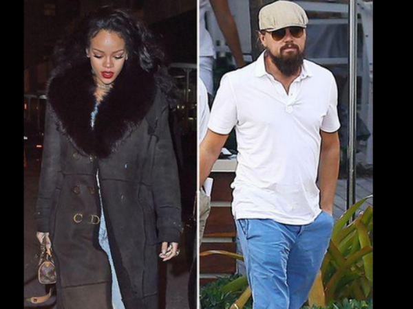Rihanna Moved In With Leonardo DiCaprio?