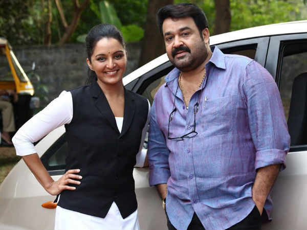 Mohanlal Is A Magic: Manju Warrier