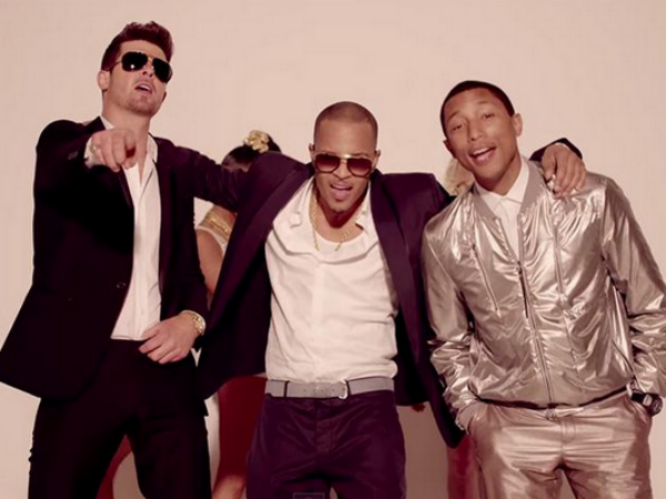 ''Blurred Lines'' Verdict: Robin Thicke & Pharrell Lose Copyright Battle