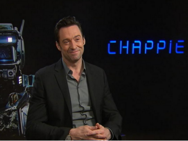 Dev Patel Is A Wonderful Actor Says His Chappie Co-Star Hugh Jackman
