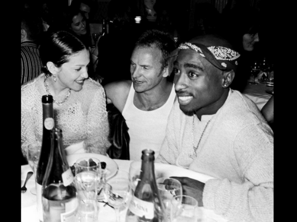 Madonna Accepts Her Romance With Tupac!
