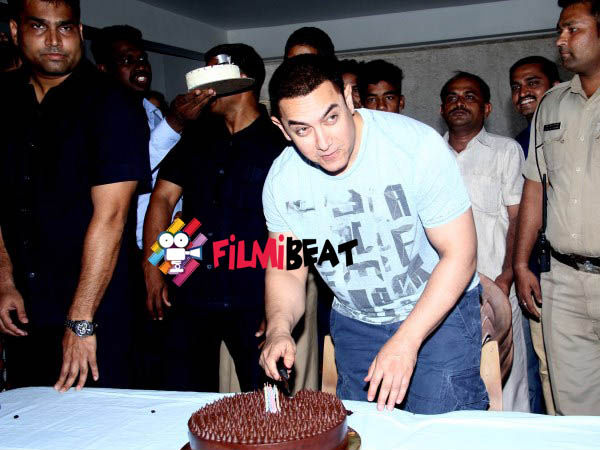 Aamir Khan Turns 50