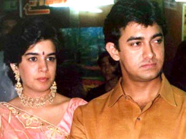 Aamir-Reena Marriage