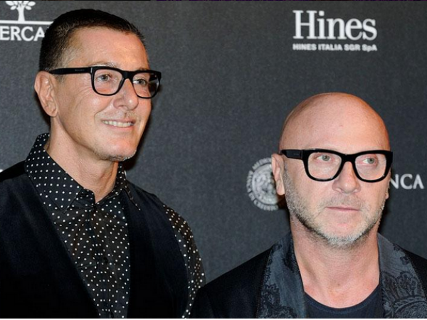 Dolce & Gabbana In Trouble Over 'Synthetic' Baby Comment