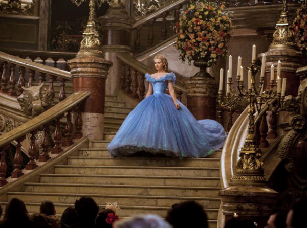 'Cinderella' Tops US Box Office With USD 70.1 Million Opening Weekend
