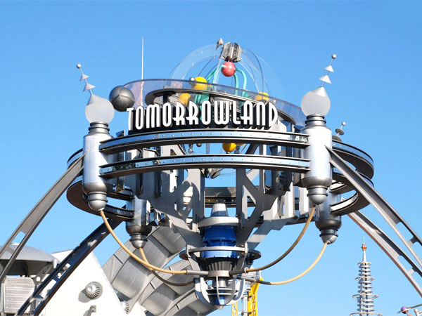 May 22: Tomorrowland