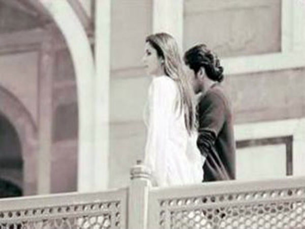 On The Sets Of Fitoor