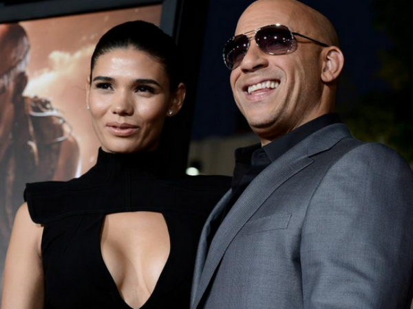 Vin Diesel & Paloma Welcome Third Child Together