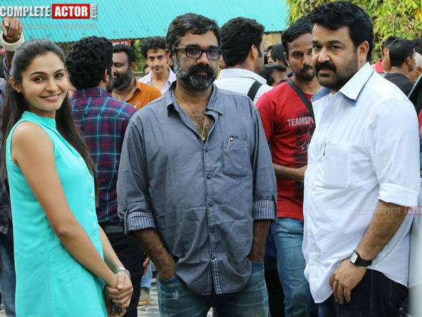 Mohanlal's Loham First Look Is Out
