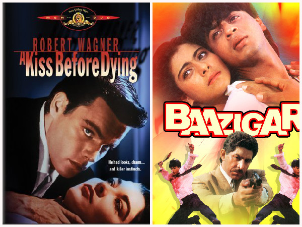 Baazigar-A Kiss Before Dying