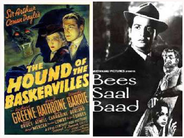 Bees Saal Baad-The Hound Of The Baskervilles