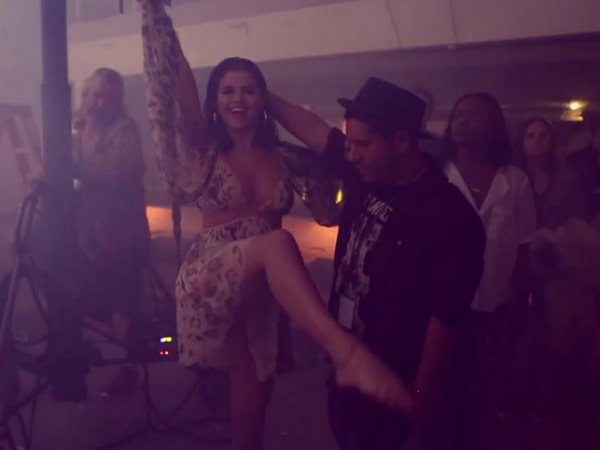 Behind The Scenes: Selena Gomez & Zedd's 'I Want You To Know'