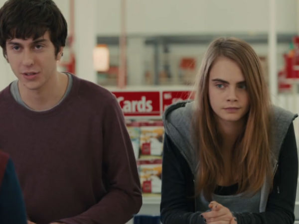 Paper Towns Trailer: Fall In Love With Cara Delevingne & Nat Wolff