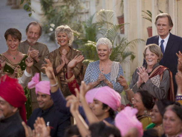 'The Second Best Exotic Marigold Hotel' Movie Review