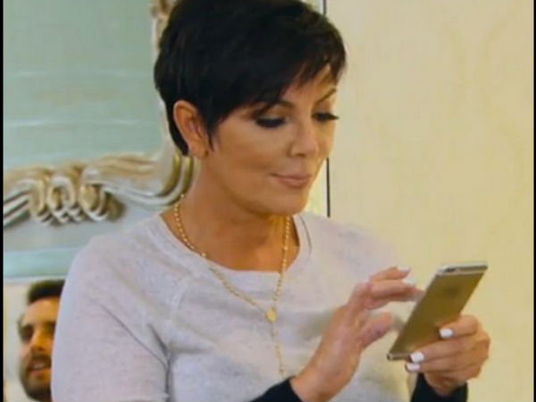 KUWTK: Kim, Discuss Kris' Sex Life, Scott Reads Her Texts