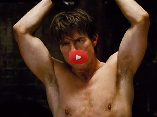 'Mission: Impossible Rogue Nation Teaser