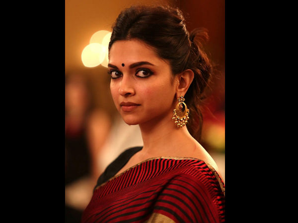 Deepika In Traditional Avatar