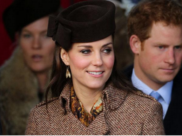 Pregnant Kate Middleton Goes Shopping For Prince George & Baby No. 2
