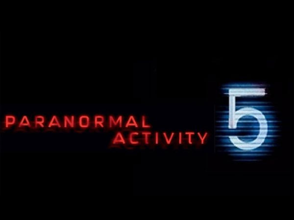 Paranormal Activity: The Ghost Dimension: Oct. 23