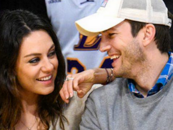 Mila Reveals Who Comes To Her Mind While She Has Sex With Ashton
