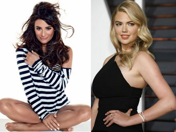 Lea Michele & Kate Upton To Star In William H. Macy's 'The Layover'