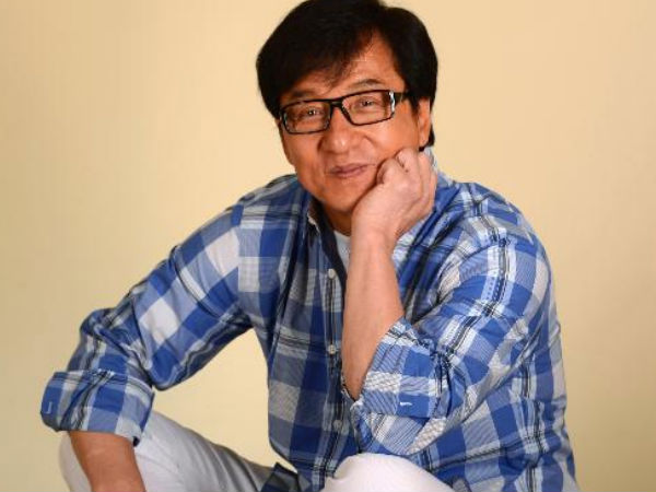 Jackie Chan To Return to India To Film 'Kungfu Yoga'