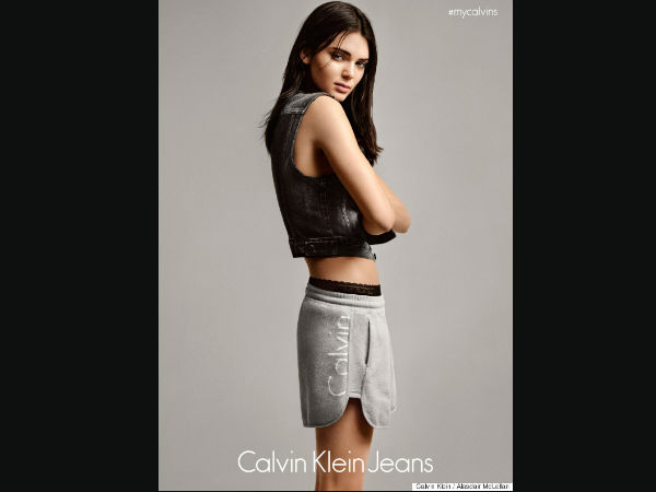 Kendall Jenner Is The Gorgeous New Face of Calvin Klein