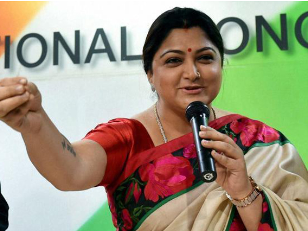 Khushboo's National Role