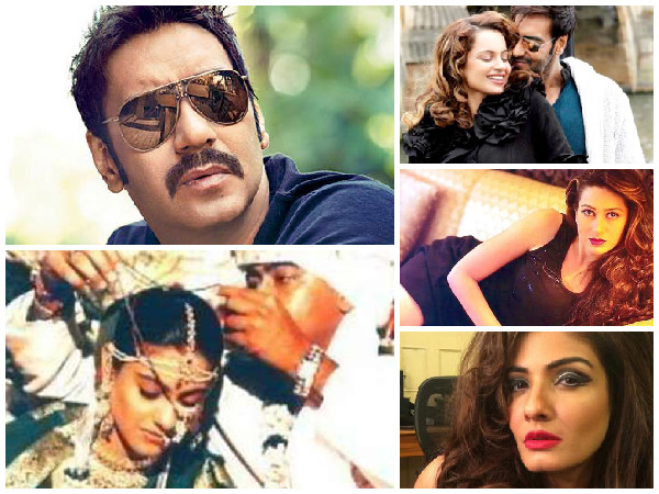Complete Details About Ajay Devgn's Controversial Love ...