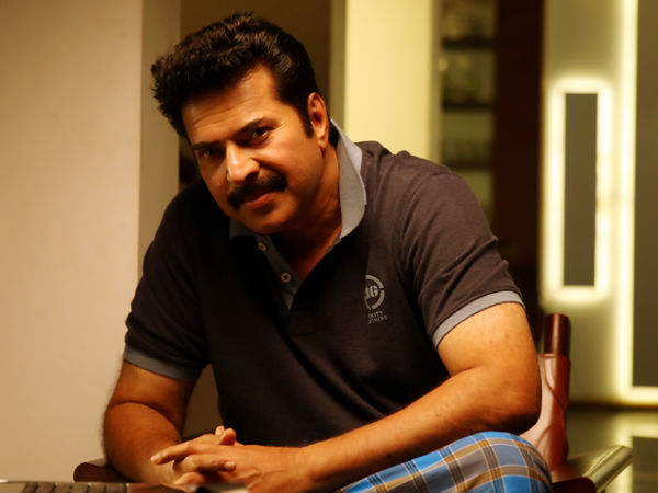 Mammootty To Play A Nameless Character