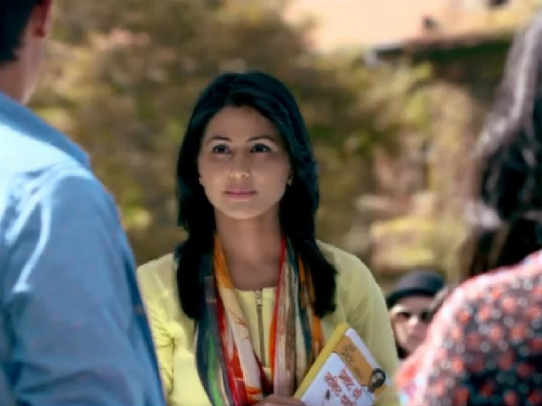 Akshara - A Teacher?