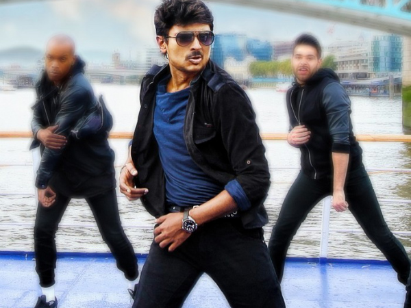 Udhayanidhi Stalin's Dance Moves
