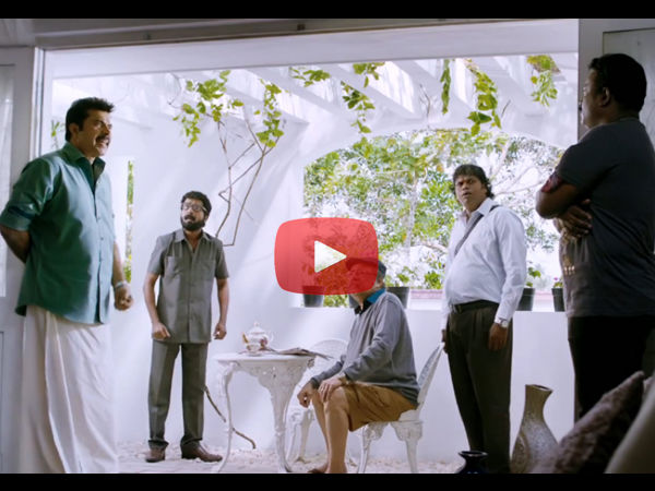 Mammootty's Bhaskar The Rascal First Teaser Is Out