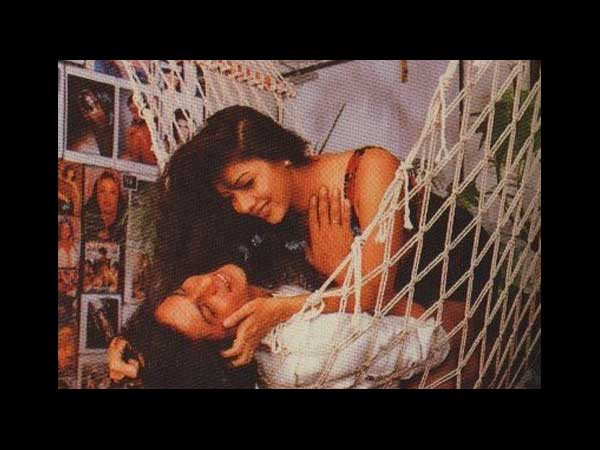 SRK's Romance With Gauri