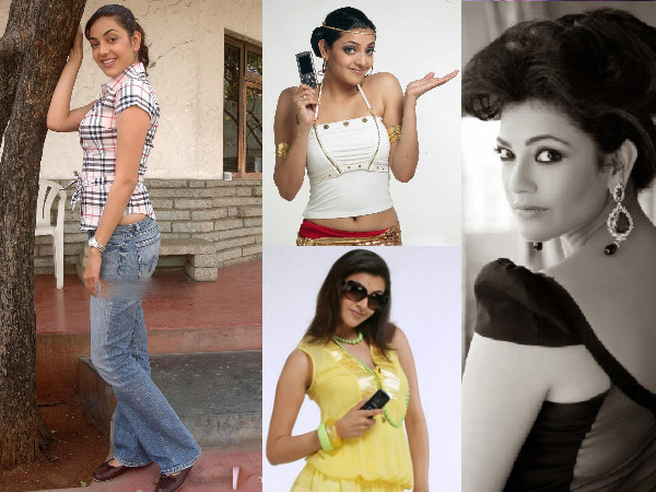 Kajal Aggarwal Before And After