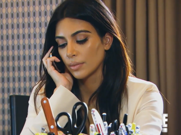 KUWTK: Kim Kardashian Gets Bad News From Fertility Doctor