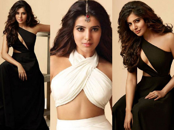 Samantha Ruth Prabhu Magazine Shoot