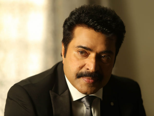 Best Actor: Mammootty