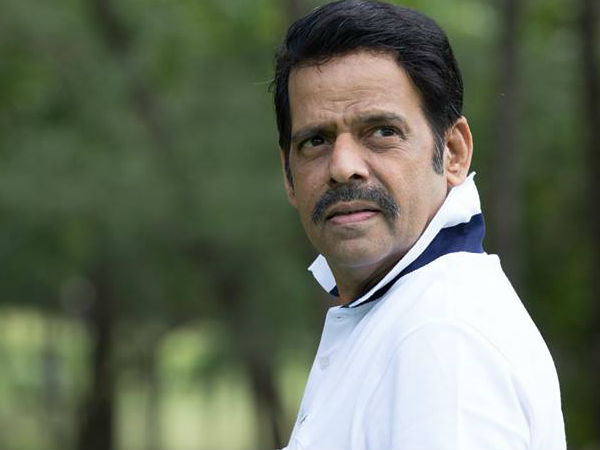 Lifetime Acheivement Award: Balachandra Menon