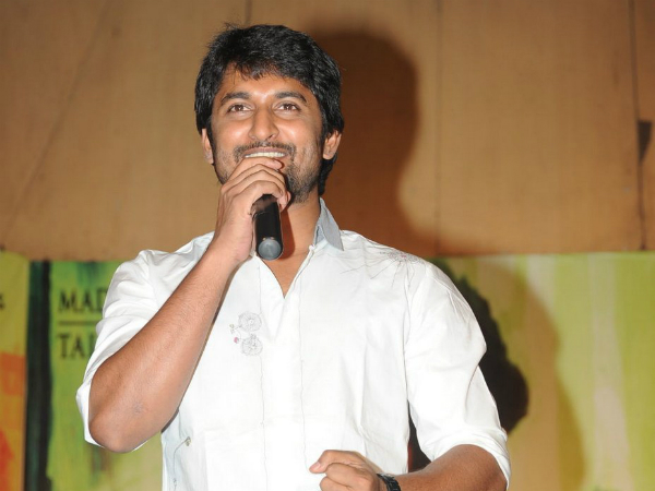 Nani Speech AT Ok Bangaram Audio Release
