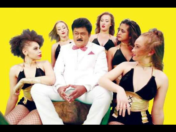 Jaggesh's Comedy Timing