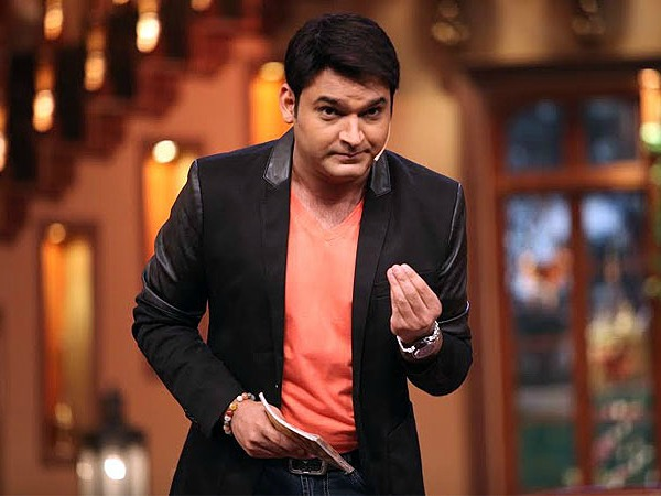 OMG! Comedy Nights' Kapil Sharma Injured His Back!