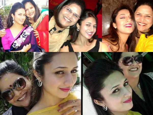 Divyanka's Mother
