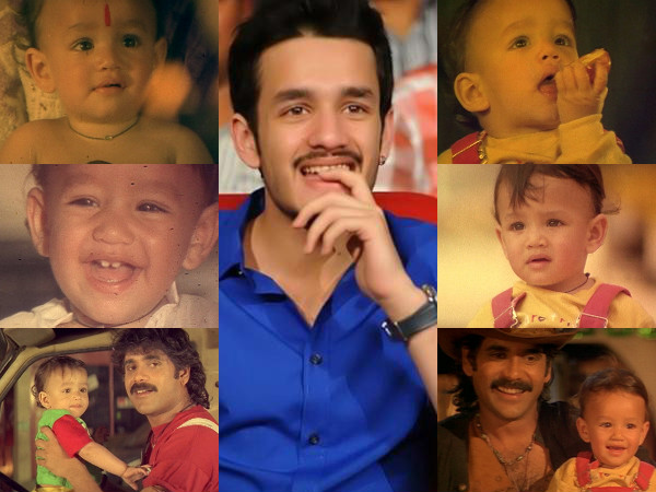 Akhil Akkineni - The New Star On The Block