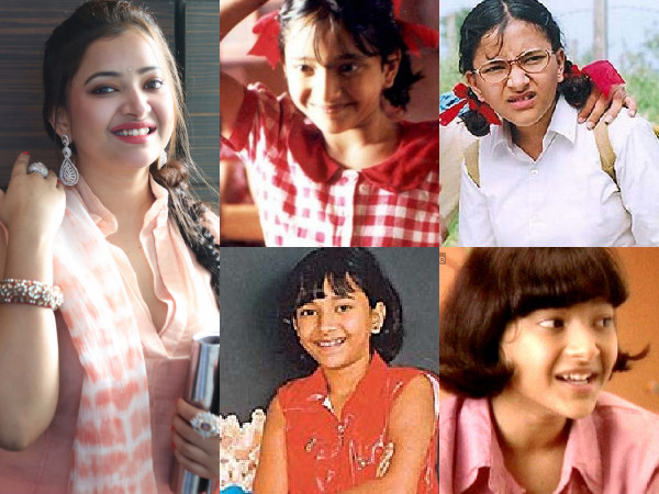 Swetha Basu Prasad - Child Artist Turned Actress