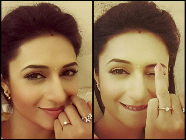 Revealed! Yeh Hai Mohabbatein's Divyanka Tripathi Engaged!