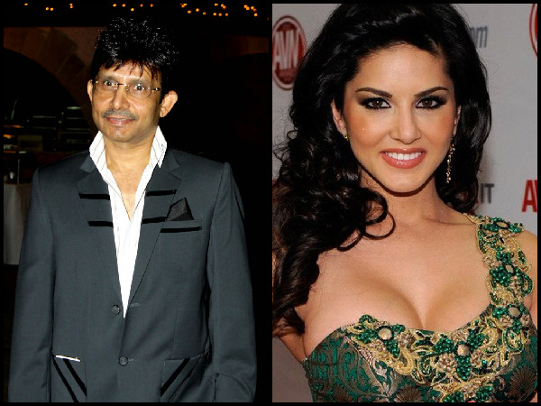 Kamaal R Khan: Khans Will Not Act With Besharam Sunny Leone