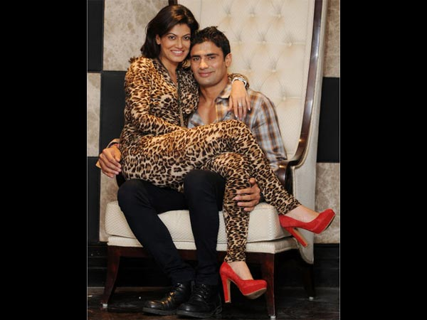 Sangram Singh and Payal Rastogi