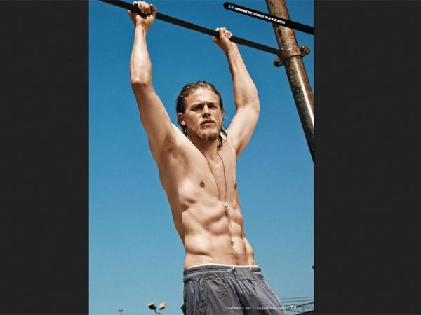 Men's Fitness Again